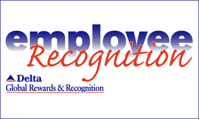 Delta Air Lines Employee Recognition