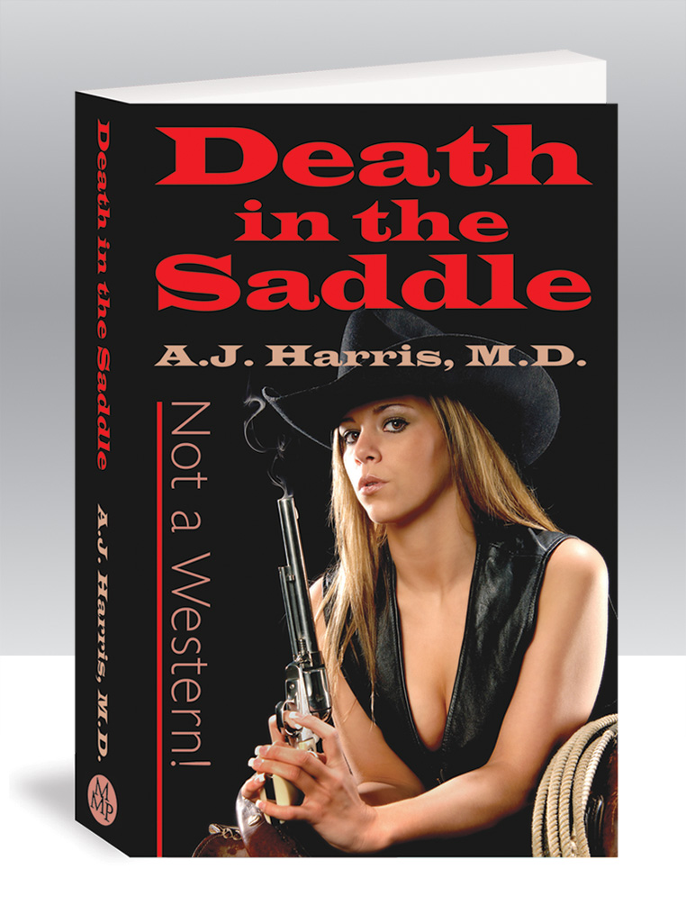 Death in the Saddle, Not a Western!