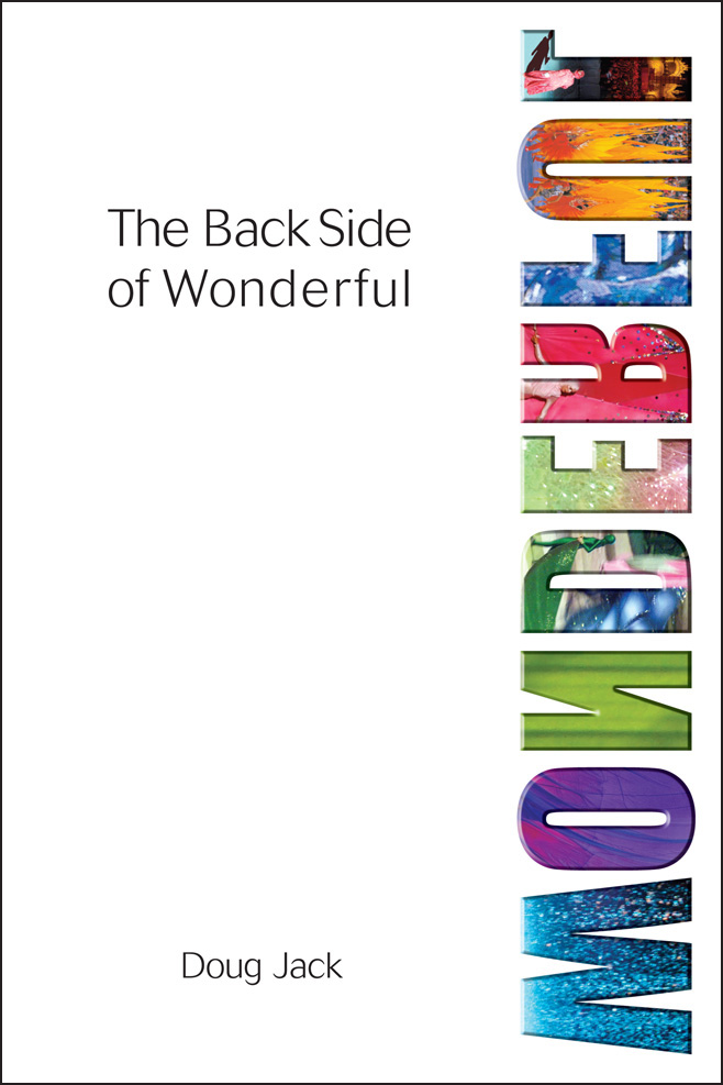 The Back Side of Wonderful by Doug Jack